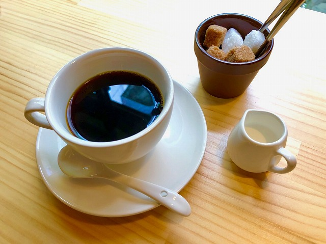 ならいろブレンドコーヒー