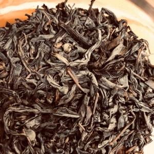 ならいろカフェの月ヶ瀬紅茶の茶葉