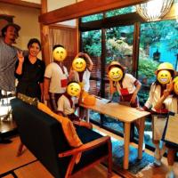 narairoで畝傍南小学校の皆さんが校外学習で来てくれた