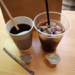 ならいろカフェのコーヒーのテイクアウト