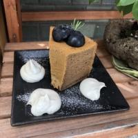 narairoのほうじ茶シフォン