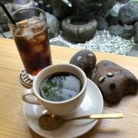 narairoカフェ珈琲タイ豆