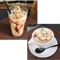 narairoのマロンショコララテ