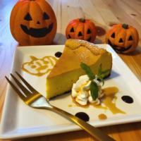 かぼちゃのベイクドチーズ